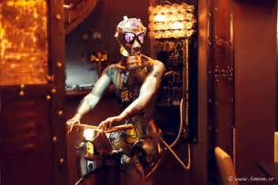 the first kinetic steampunk bar in the world opens in romania bored panda