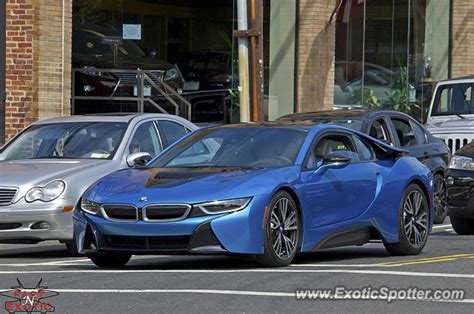 bmw i8 spotted in greenwich connecticut on 08 30 2014