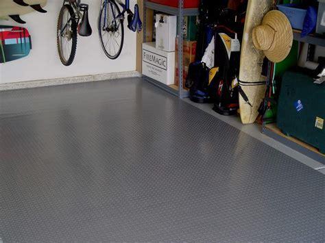 Diamond Deck Garage Mats   Cheap Garage Floor Mats