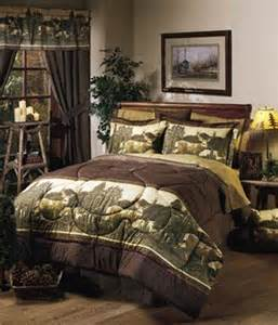 Deer Themed Home Decor Dear Mountain Bedspreads By Wooded River