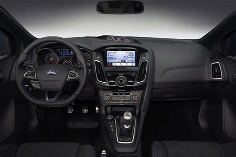 Ford Focus Interior Dimensions by Ford Focus Rs 2016 Price Performance And Specifications