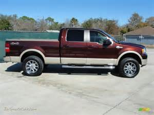 2008 Ford F150 King Ranch 2008 Ford F150 King Ranch Supercrew 4x4 In Mahogany