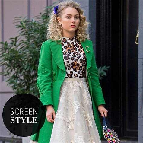 Carrie Diaries Wardrobe by The Carrie Diaries Season Two Style Popsugar Fashion