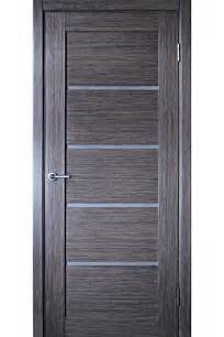 venice grey oak interior door with glass
