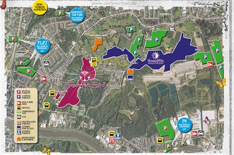 tomorrowland belgium map festpop s travel guide to tomorrowland belgium festpop news