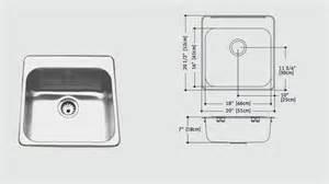 lavabo cuisine cuisine 224 la vier en acier inoxydable