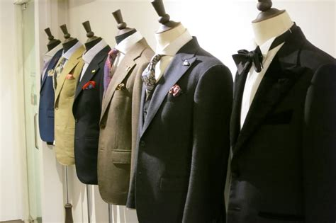Handmade Suits - the new generation of bespoke tailoring kevin seah
