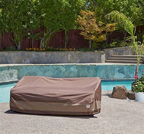 Ultimate Patio Accessories Duck Covers Ultimate Patio Loveseat Cover 54 Inch