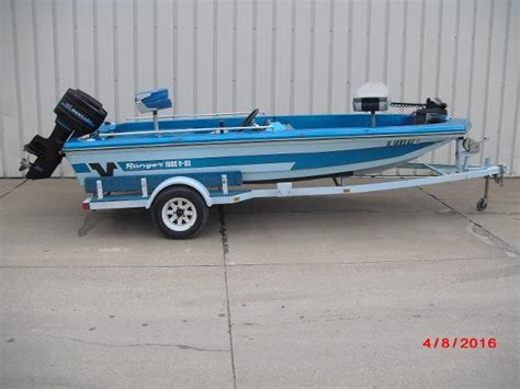 ranger boats illinois for sale used 1981 ranger boats 1600 in rock island