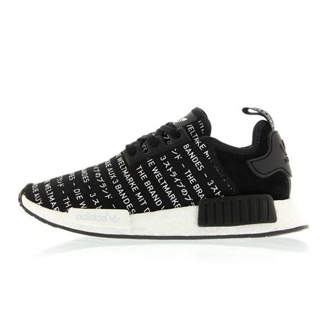 Adidas Nmd R1 Part Iii adidas nmd r1 3 stripes black the sole supplier