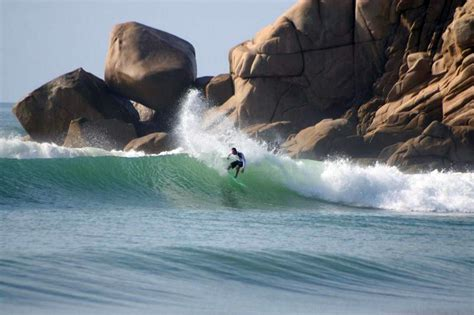 surfing in south america