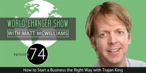 Doing Businesses The Right Way by Trajan King How To Start A Business The Right Way