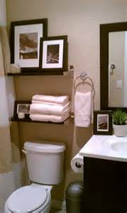 Ideas To Decorate A Small Bathroom Very Small Full Bathroom Decorate Small Spaces Pinterest