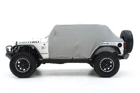 Jeep Cab Cover Smittybilt 1059 Smittybilt Cab Cover With Door Flaps In