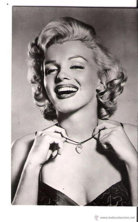 imagenes marilyn monroe blanco y negro marilyn monroe postal original blanco y negro d comprar