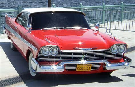 Christine Auto by Christine Car Plymouth 1958 Fury Car Christine