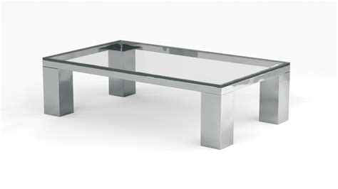 Table Basse Rectangulaire Verre