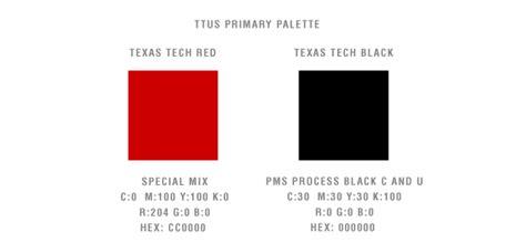 tech school colors official colors tech system