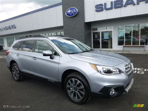 subaru metallic 2017 ice silver metallic subaru outback 3 6r limited