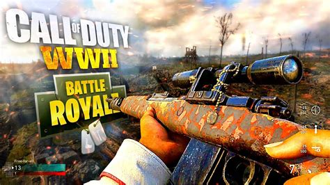 fortnite vs cod call of duty ww2 battle royale map outside of headquarters