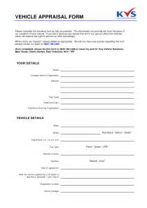 appraisal form template best photos of classic car appraisal form car appraisal