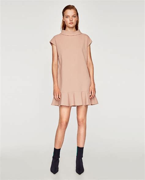 Best Seller Fashion Zara Basic Murah the quot quot dress everyone is buying from zara