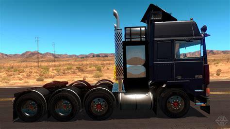 american volvo trucks volvo f10 heavy transporter truck for american truck simulator