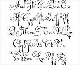 fancy alphabet letters template 9 fancy cursive letters free premium templates