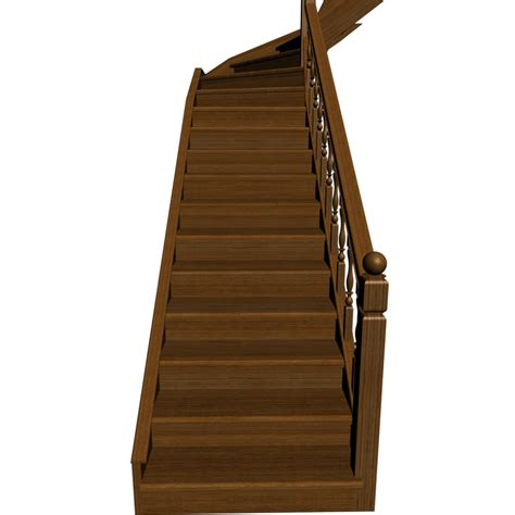 Winder Stairs Design Single Winder Stairs Design And Decorate Your Room In 3d