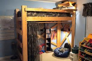 build your room diy project how to make a loft bed for your dorm room