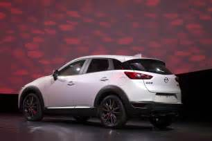 Madza Cx3 2016 Mazda Cx 3 Epa Estimated At 31 Mpg Combined