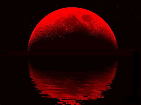 Moon Bloody Moon blood moons and apocalypse what did other cultures think