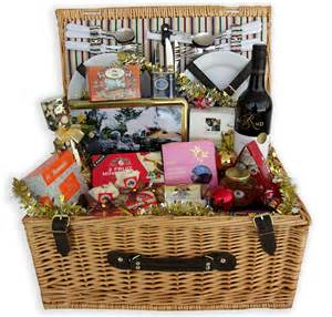Willow Picnic Baskets Luxury Christmas Willow Hampers Candle And » Ideas Home Design
