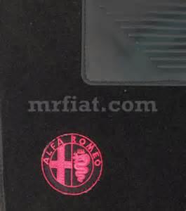 Alfa Romeo Spider Floor Mats Alfa Romeo Spider Floor Mat Set 72 78 New Ebay
