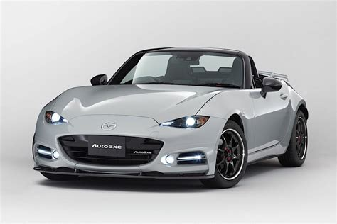 Auto Tuning Mazda 5 by 2016 Mazda Mx 5 Gets Tuning Kit From Autoexe In Japan