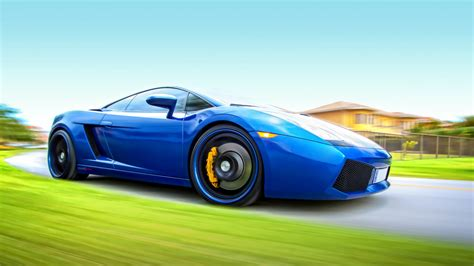 car lamborghini blue blue sports cars www imgkid com the image kid has it