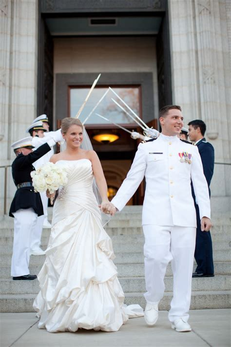 Naval Academy Wedding Photography, Jen and Scotlin's
