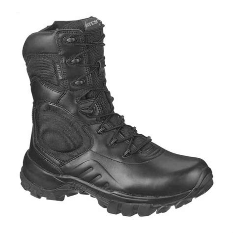 Airsoft Outdoor Delta Tactical Boot 8 Inchi bates 2900 delta 9 inch waterproof side zip tactical boot black waterproof boots