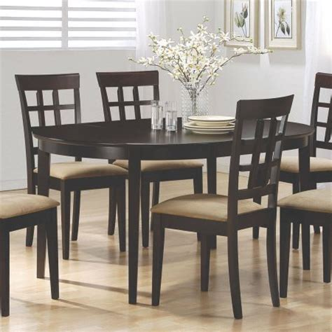 coaster dining room table coaster company gabriel collection dining table walmart