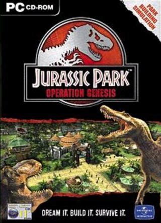 jurassic park operation genesis pc full version download download jurassic park operation genesis pc game