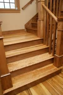 Flooring For Stairs And Landing by Custom Staircase Parts To Match Your Wood Floor Mill