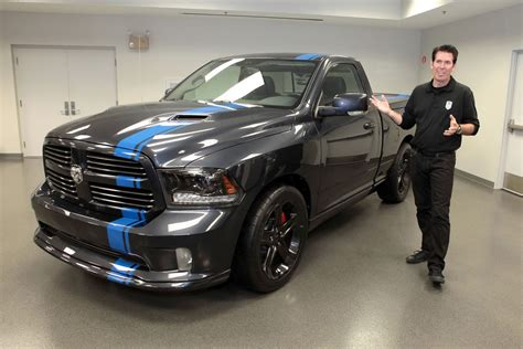pimped out dodge ram 1500 ram with hemi v8 engine by mopartuningcult