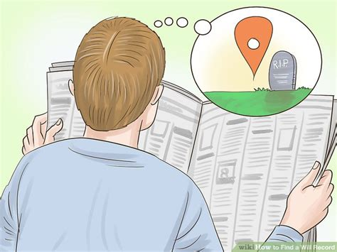 How To Find A Record In Canada 4 Ways To Find A Will Record Wikihow
