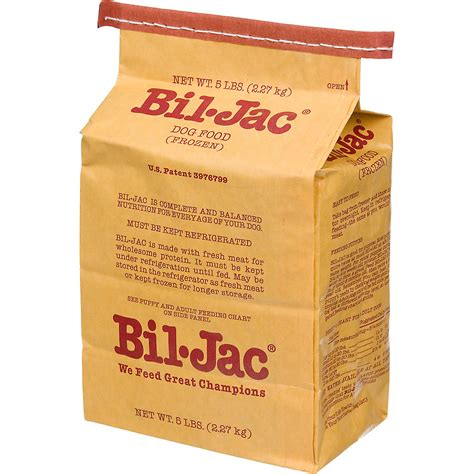 bil jac treats upc 074933000048 bil jac frozen food 5 lbs upcitemdb