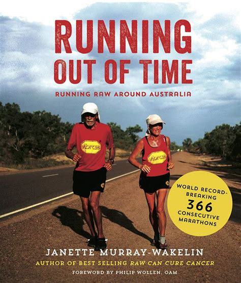 running in the books running out of time vegan path
