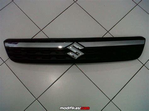 Grill Racing Suzuki Ertiga 2 wts grill suzuki ertiga lis chrome murah 2nd like new
