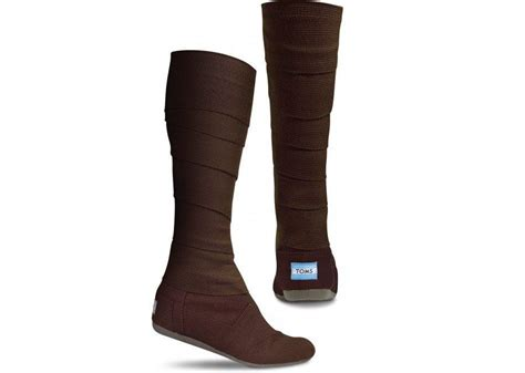chocolate vegan wrap boots toms from toms shoes