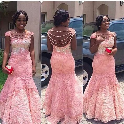 latest gowns bella nigeria pearly lace latest african fashion african prints