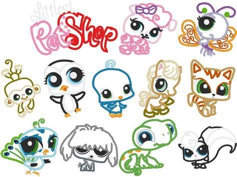 littlest pet shop 01 embroidery design 1000 images about littlest petshop on pinterest lps