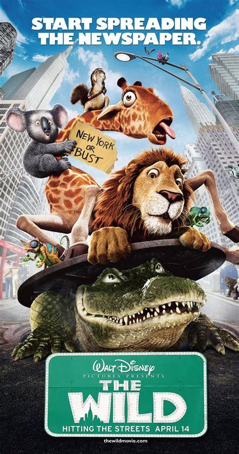 film disney zoo the wild 2006 imdb
